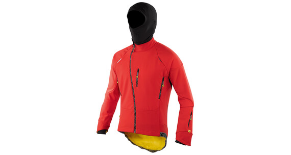 Mavic Inferno Jacket bright red